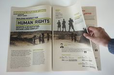 The Fund for Global Human Rights on Branding Served