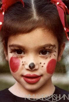 Image Gallery of Minnie Mouse Makeup For Kids