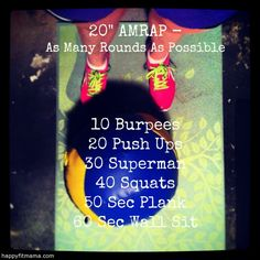 How to Find Time for ExerciseHappy Fit Mama via @Happy Fit Mama