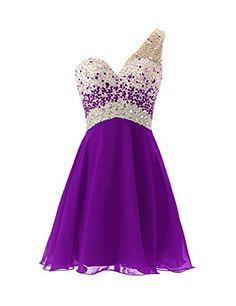 Dresstells One Shoulder Homecoming Dress with Beadings Short Bridesmaid Dress Purple Size 2 Dresstells http://www.amazon.com/dp/B00MM4QX62/ref=cm_sw_r_pi_dp_-A55ub1NQCGJJ