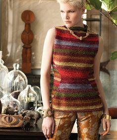 Fuente: http://knittingfever.com/noro/pattern/11-hourglass-top/