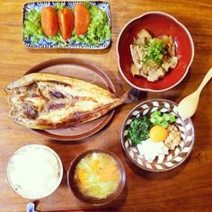 love Japanese breakfasts.