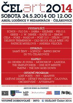 ČelART 2014 - Čelákovice (24.5.2014)