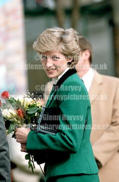 HRH Diana, Princess of Wales photographed by award winning photographer Glenn Harvey. Prints and more for sale from our extensive Royal and celebrity photo library. HRH Princess Diana, London, England March 1987