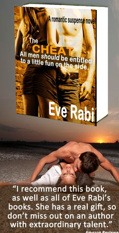 #romance TheCheat by #EveRabi. A man lives to  regret his straying. #99 cents.  http://amzn.to/Io2eEa