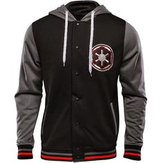 rogeriodemetrio.com: Star Wars Sith Letterman Jacket