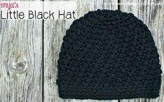 Mya's Little Black Hat