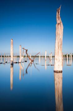 Itaipu lake
