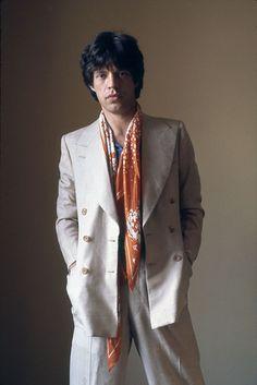 Mick Jagger, 1970's