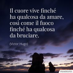 Dictionary Words, Italian Quotes, Victor Hugo, Body And Soul, Meaningful Quotes, Pablo Neruda, True Love, Karma, Thats Not My