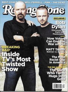 Rolling Stone magazine Breaking Bad Bob Dylan Sheriff Joe Bethany Cosentino