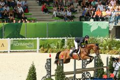 Eventing Jumping - Maxime Livio - Qalao Des Mers - FRA - August 31th - Copyright : PSV Photo