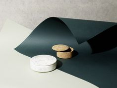 COS x HAY   Cork & Marble lens boxes