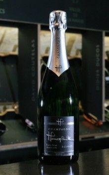 Domaine Heucq Père & Fils. Champagne Bar in Paris.