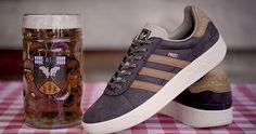 Adidas Oktoberfest special beer trainers