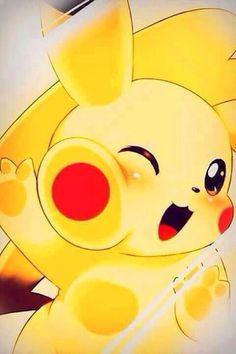 Image de pikachu, pokemon, and wallpaper