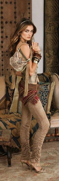 love the pants, accessories and wrap