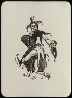 1908 English joker