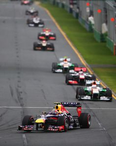 Mark Webber - 2013 Australian Formula One Grand Prix
