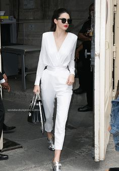 YOU ARE WHAT YOU SEE: How to wear white this summer? #fashion
