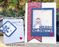 Simon Says Stamp with Clearly Besotted CUTE CHRISTMAS CHARACTERS SetCC126 Stamptember at Simon Says STAMP!