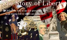 Help us spread the message of our God given Liberties! Donate here: http://thestoryofliberty.intuitwebsites.com/donate.html?_=1339375782165#