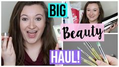 BIG Beauty Haul! ♡ Ulta, Christmas Tree Shops, Clinique, Christmas Presents! #youtube #youtuber #beauty #makeup #cosmetics #beautyguru #beautyvlogger #smallyoutuber #beautyblogger #missglambam #haul #shopping #whatibought #couponing #Freemakeup #onsale #bargainshopping #clinique #makeupbrushes #makeupbrush #brushset #bdelliumtools #ulta #lipliner #essence #nyx #makeupbag #realtechniques #eyebrushes #christmas #christmaspresents #roomdecor #coffee #tartanandtwine #tati #makeuphaul #beautyhaul