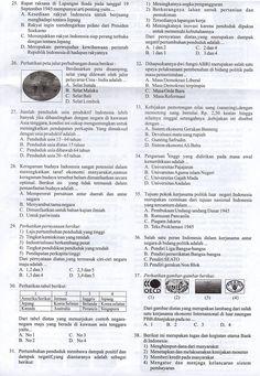 Soal Latihan Usbn Ips Smp : latihan, Yanto, (widiyan0510), Profil, Pinterest