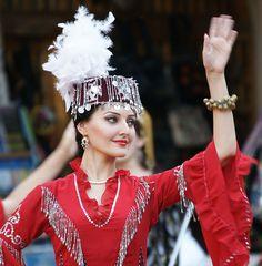 Uzbek ethnicity of Afghanistan.