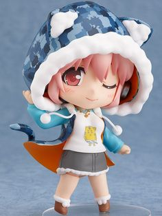 Nendoroid Soniko Formally Painted for Release
