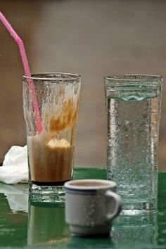 Greek Frappe or Greek Coffee?