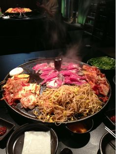 here I am at some hole in the wall place ordering korean bulgogi from a place called hawaiian bbq Korean Bbq, Korean Food, Korean Bulgogi, Unique Recipes, Asian Recipes, Ethnic Recipes, Gourmet Recipes, Cooking Recipes, Cookout Food