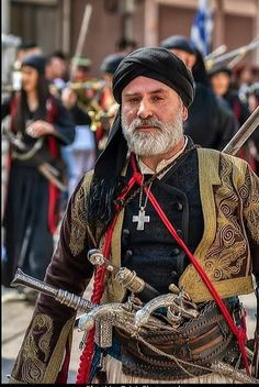 Greek Independence, Albanian Culture, Church Icon, Greek History, Folk Dance, Greek Clothing, World Cultures, Great Photos, Costume Design