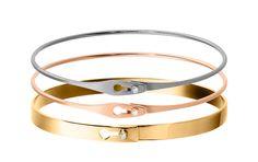 Dinh Van bracelet, Collection Serrure