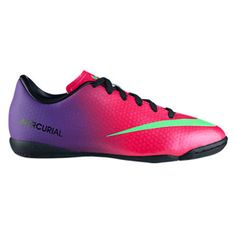Nike Youth  Mercurial Victory IV Indoor Soccer Shoes 45.00