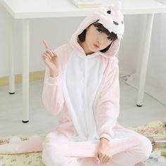 Flannel family animal pajamas one piece onsies onesies pink dinosaur pajama dinosaurio pyjama dinosaure disfraz dragon pajama