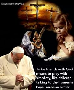 Pope Francis and the Blessed Mother
