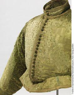 Man's doublet, c. 1600, German.