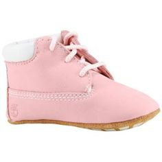 """Timberland Crib 6"""" Bootie - Boys' Infant - Street Fashion - Shoes - Baby Pink Nubuck"""