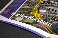 #TheNewBlackburn Marketing Channel, Marketing Plan, Digital Media, Make It Yourself
