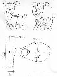Resultado de imagen para moldes de ropita para cachorros