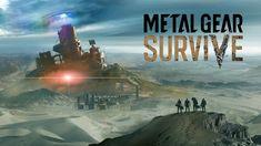 Metal Gear Survive mostra o seu gameplay single-player