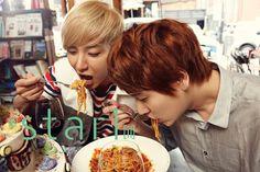 SJ KyuHyun & LeeTeuk