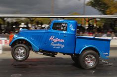 1933 Aero Willy's Gasser Truck @ vintage drag racing - Google Search