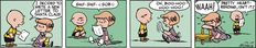 Peanuts Begins by Charles Schulz for Mar 21, 2017 | Read Comic Strips at GoComics.com