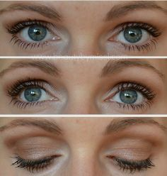 ... | Taupe Eyeshadow, Brown Eyeshadow Tutorial and Natural Eye Makeup