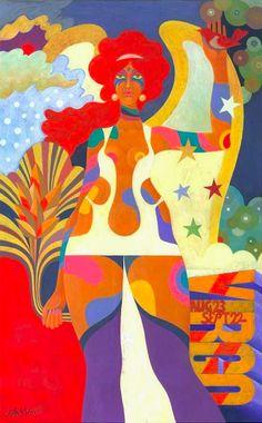 John Alcorn - 1970