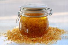 How to Make Infused Oils: Calendula Oil