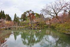 Eikan-do | Hojo Pond