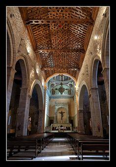 0585 prebisterio iglesia de santa maría de los reales alcázares ubeda jaen | Flickr: Intercambio de fotos